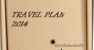 travel plan 2014