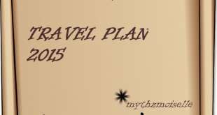 travel plan 2015